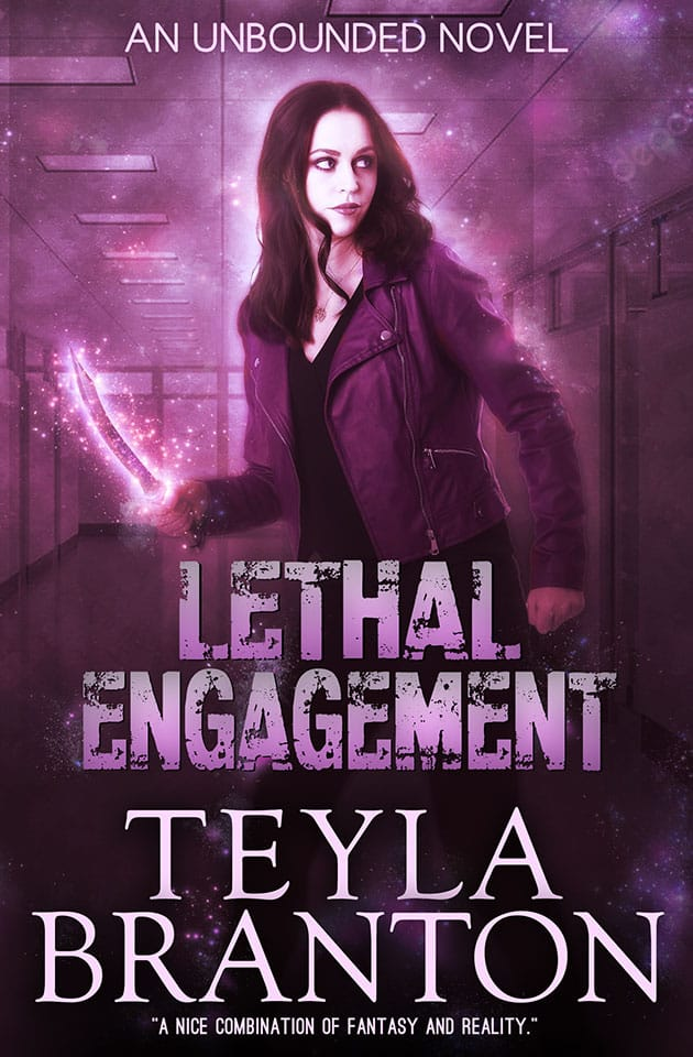 Lethal Engagement by Teyla Branton