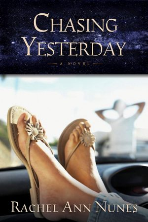 Cover for Chasing Yesterday